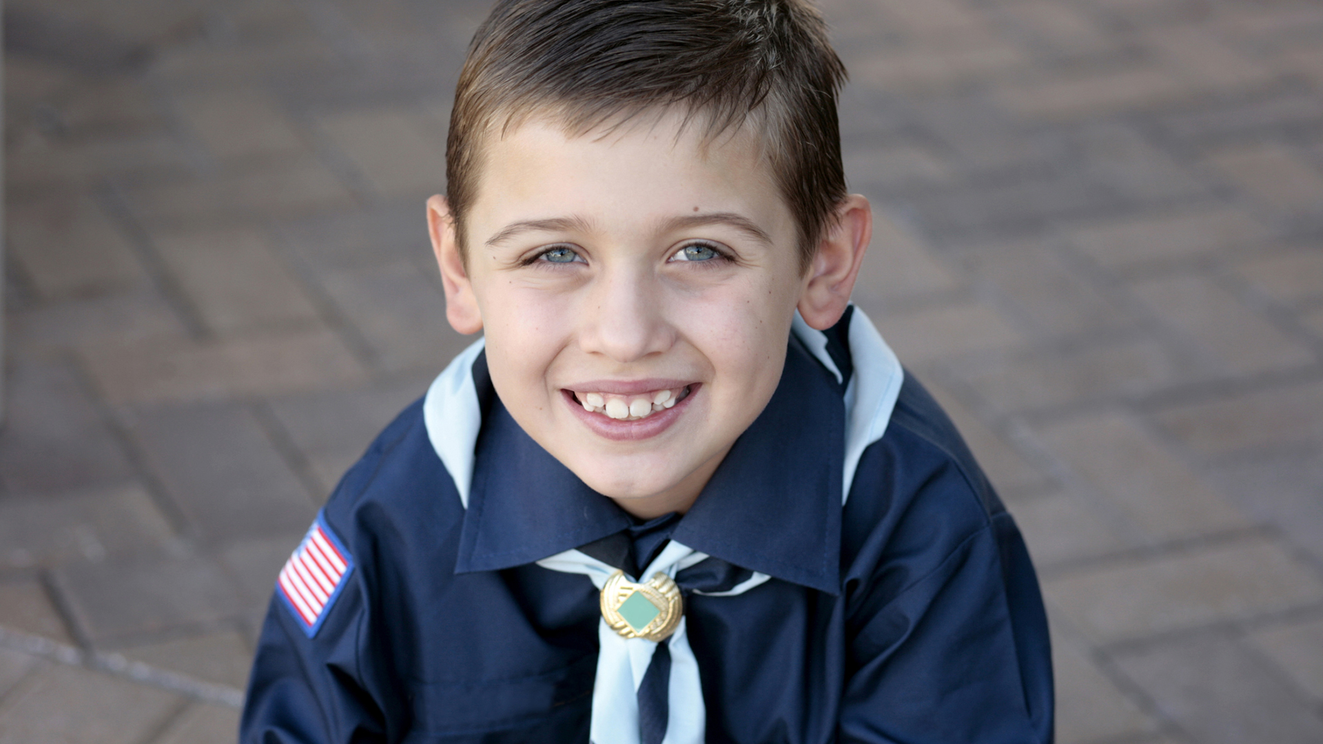 Young boy scout | Sheknows.com