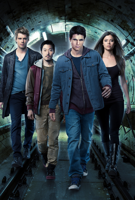 Will The Tomorrow People be cancelled after one season?