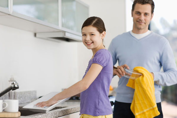 Household chores motivation: Tweens & teens