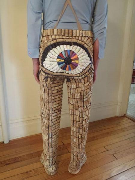 Cork pants
