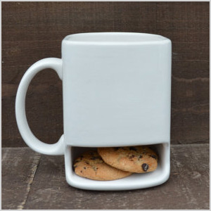 Cookie holder cup