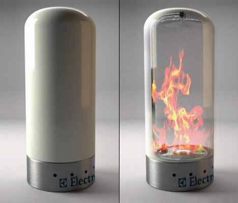 Electrolux Fireplace