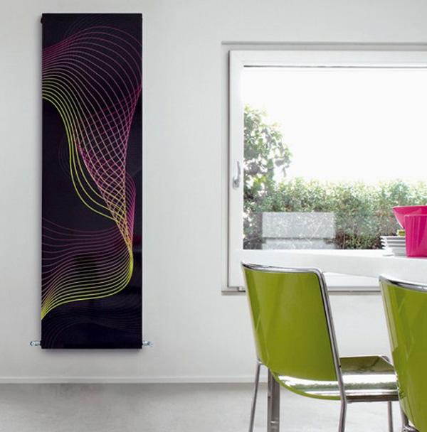 Artwork radiator