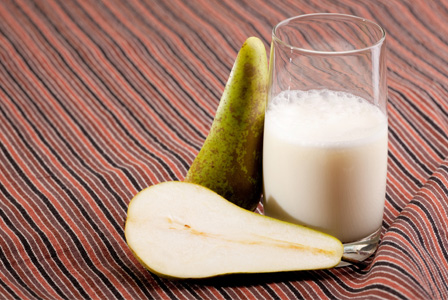 7 Fresh pear smoothie