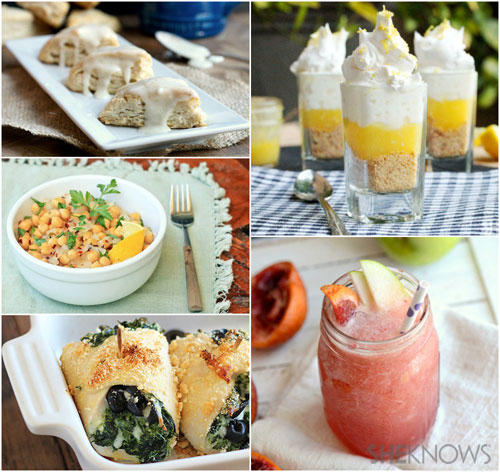 Easter brunch food ideas