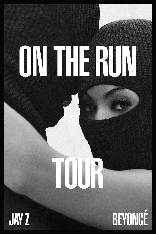 Couple announces joint On The Run tour
