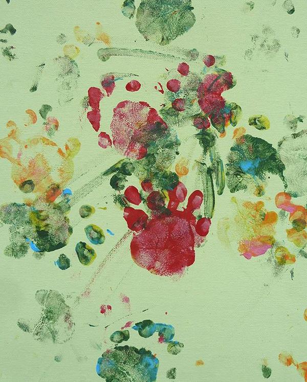 """Spring Sprung"" by Hannah, a Binturong"