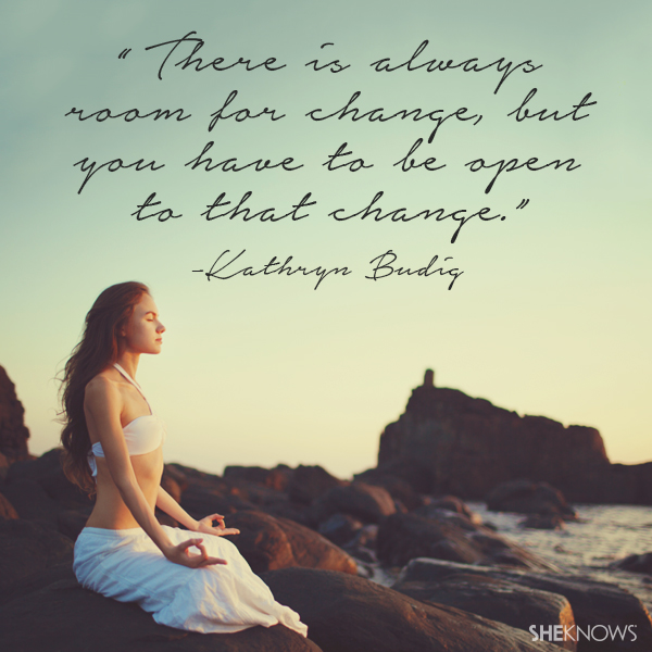 yoga quotes about change - photo #2