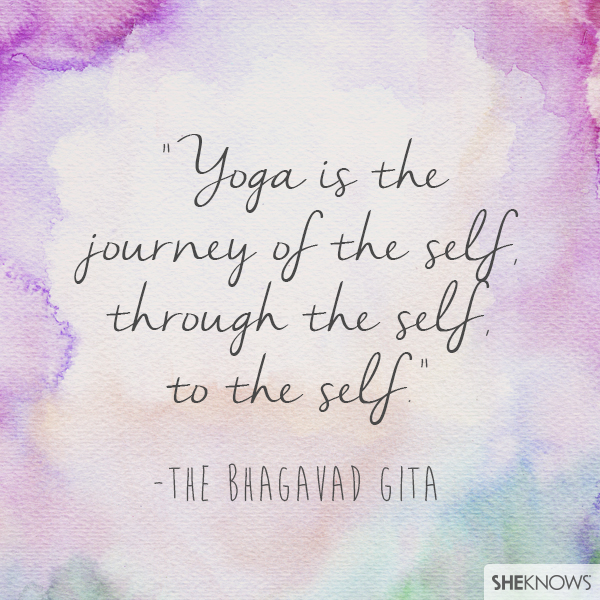 yoga quotes - photo #4