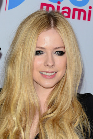 Did Avril miss out on a hit?