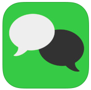 Backchat app icon