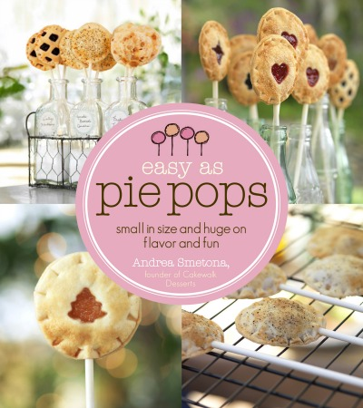 Easy As Pie Pops book cover