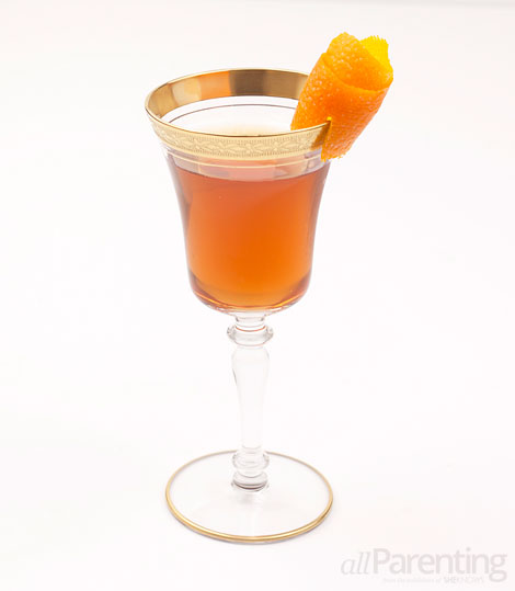 allParenting Brooklyn cocktail
