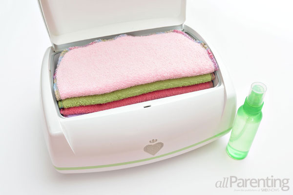 Make Your Own Cloth Baby Wipes Amp Wipes Solution