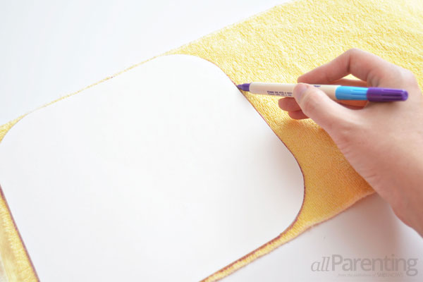 allParenting DIY cloth baby wipes step 3
