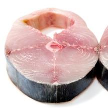 raw king mackerel