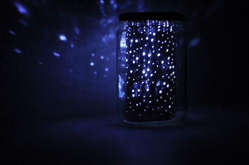 Constellation Jar