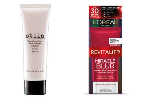 Summer makeup- Primers