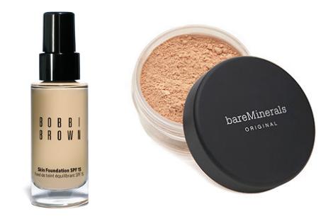 Summer makeups- Foundations