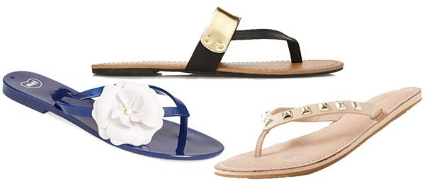Summer sandals- Flip-flops