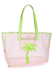 Summer totes- Lolo Mesh Tote
