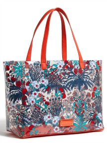 Summer totes- Marc by Marc Jacobs Transparent Floral Print Tote
