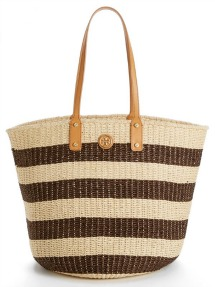 Summer totes- Tory Burch Tyler Straw Tote