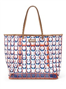 Summer totes- Stella & Dot Boardwalk Clear Tote