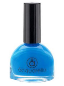 Toxin-free nail polishes- Acquarella