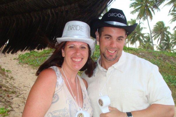 Vow renewals- Sharon & Robert