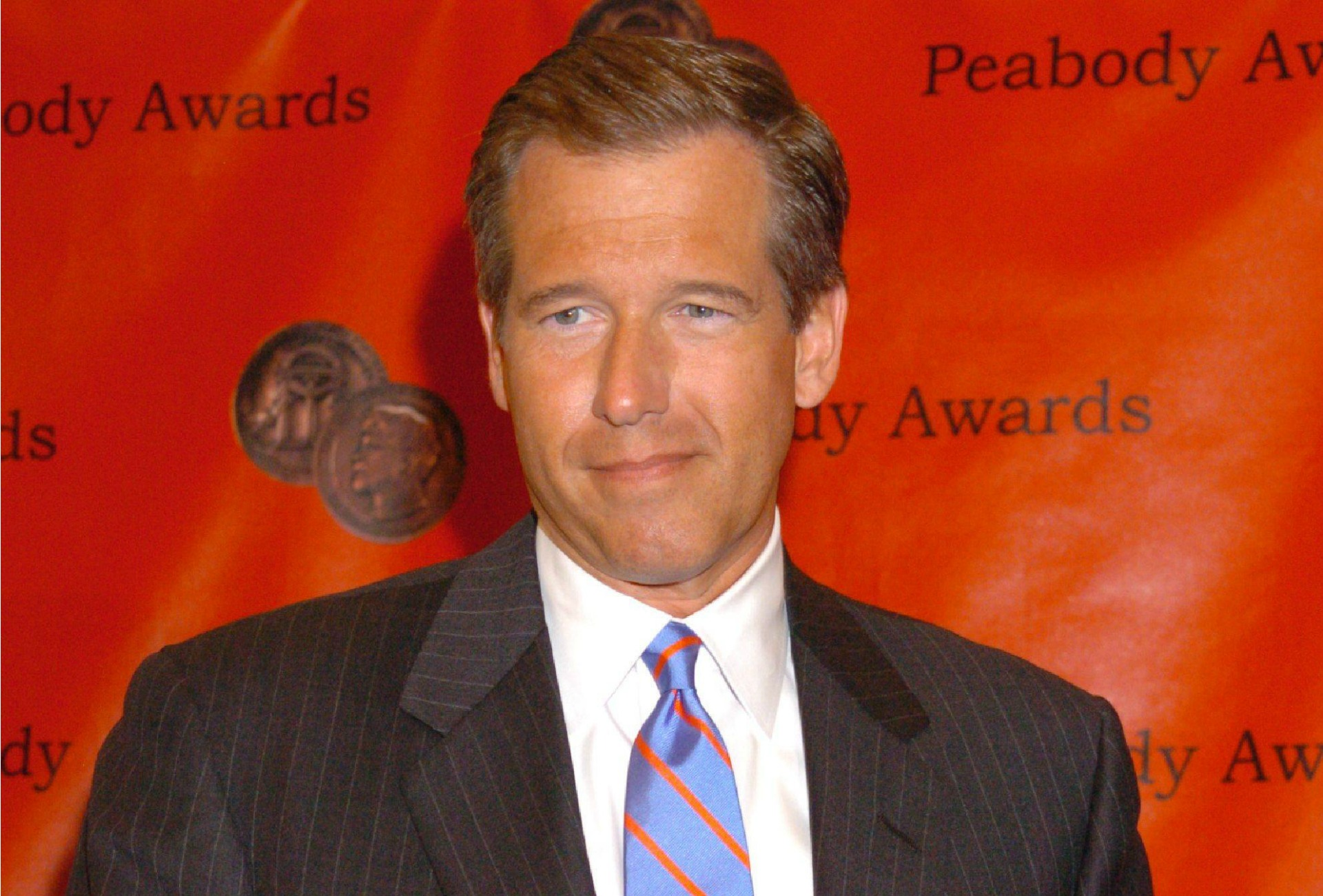 Brian Williams on The Tonight Show