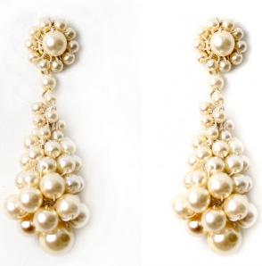 Drop Pearlly Earrings (shop.lavishjewelry.us, $119)