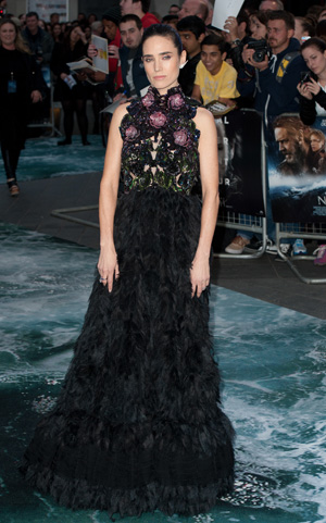 Jennifer Connelly at premiere for Black Swan