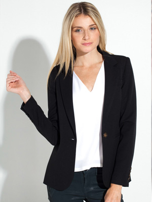 Shop the look: Reese + Riley Ex Boyfriend Blazer (reese-riley.com, $243)