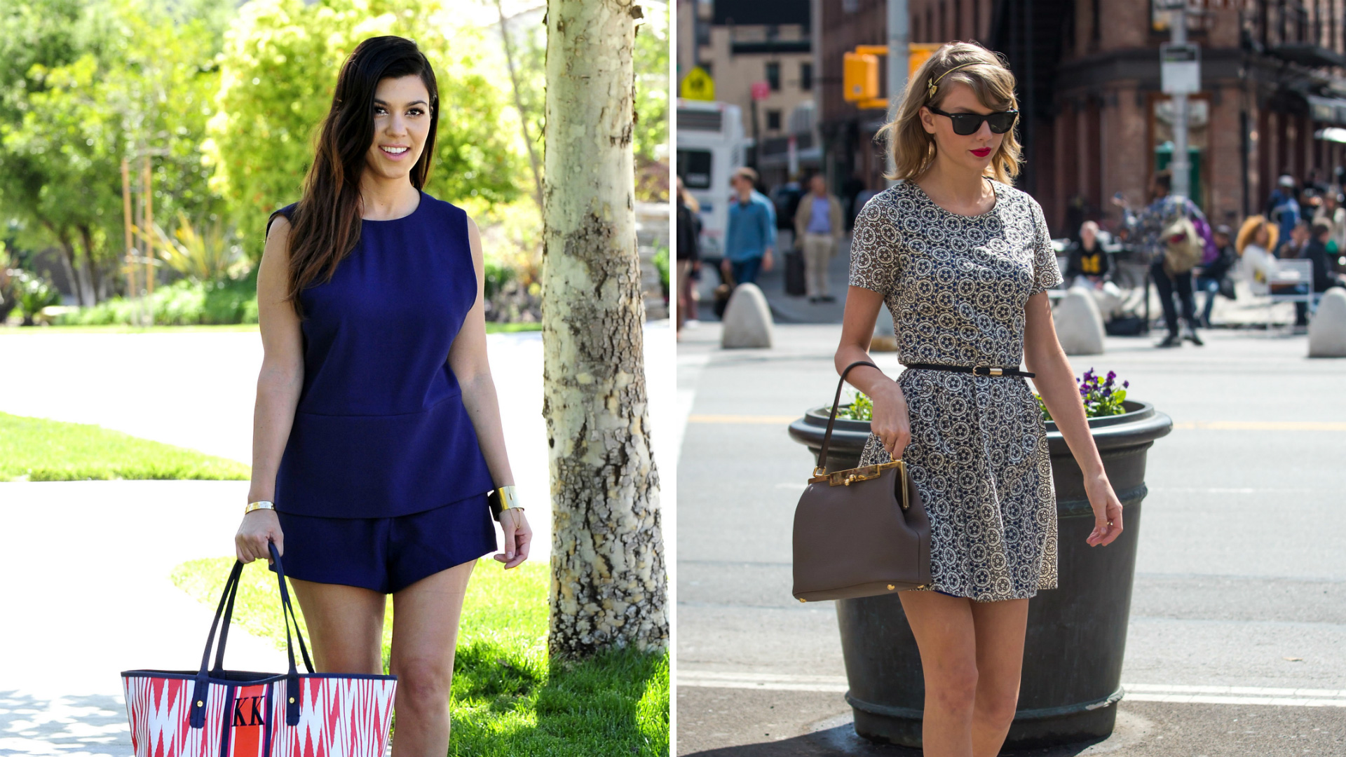 Friday's Fashion Obsessions: Kourtney Kardashian and Taylor Swift