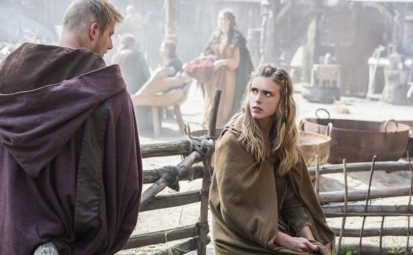 Vikings gaia weiss, porunn