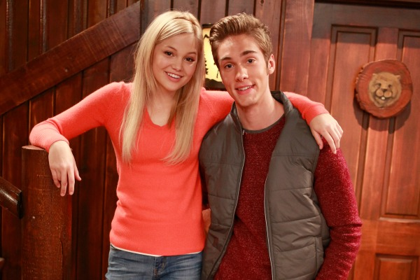 I Didn't Do It - Olivia Holt and Austin North