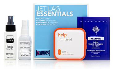 3 fl oz Jet Lag Essentials Kit(3floz.com, $60)