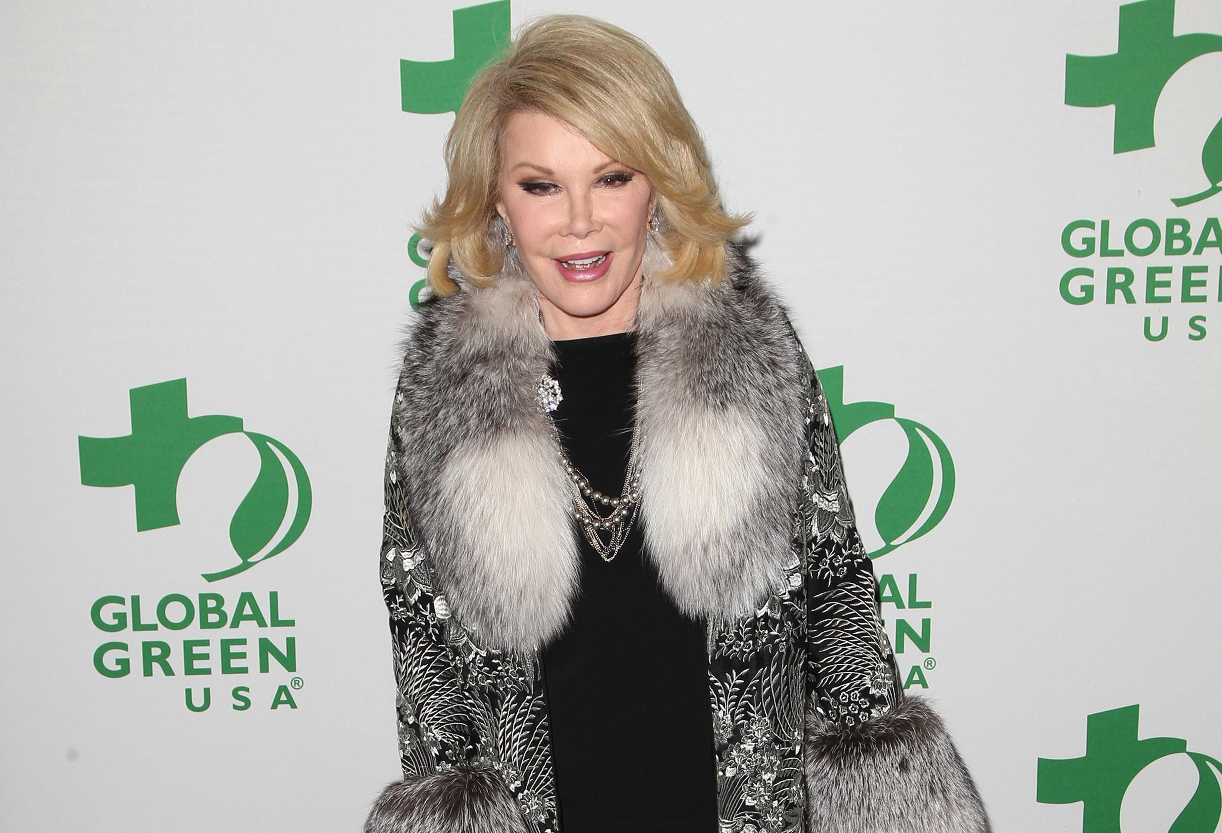 Joan Rivers slams Gwyneth Paltrow on Watch What Happens Live
