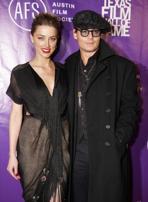 Depp has found his Southern belle