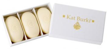 Kat Burki Body Soap Set (katburki.com, $40)
