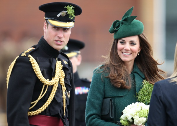 Kate Middleton debunks pregnancy rumors by enjoying a glass of wine