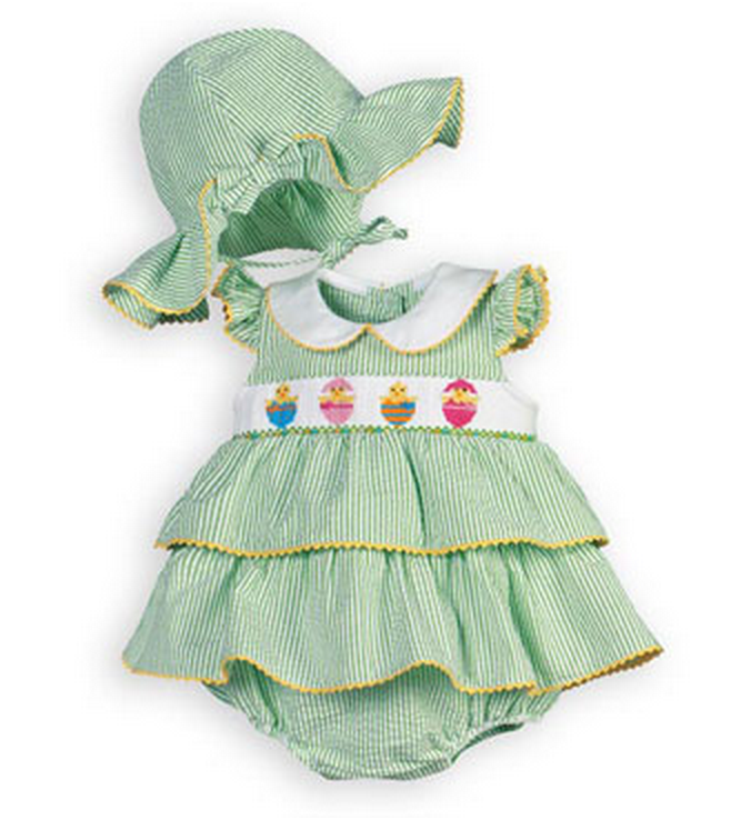 Easter outfit for baby