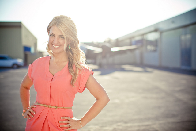 Mommi CEO and Founder Erin Schurtz
