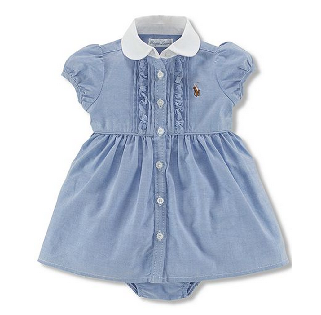 Easter outfit idea for baby girl