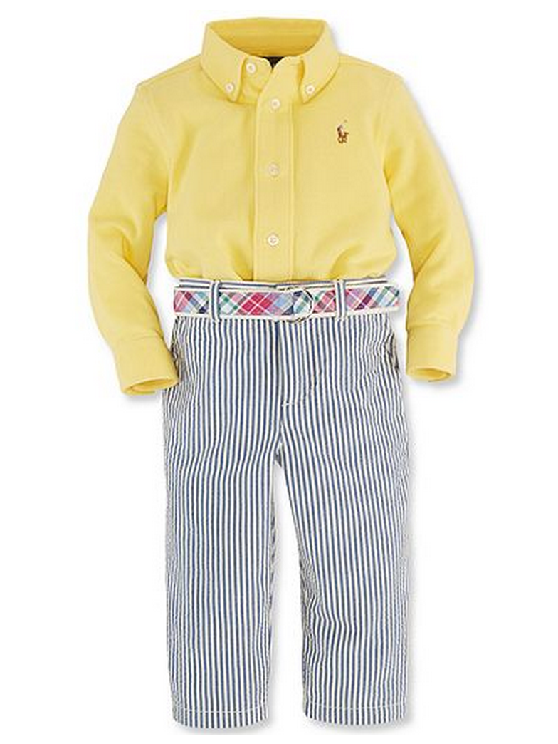 Ralph Lauren Easter outfit idea