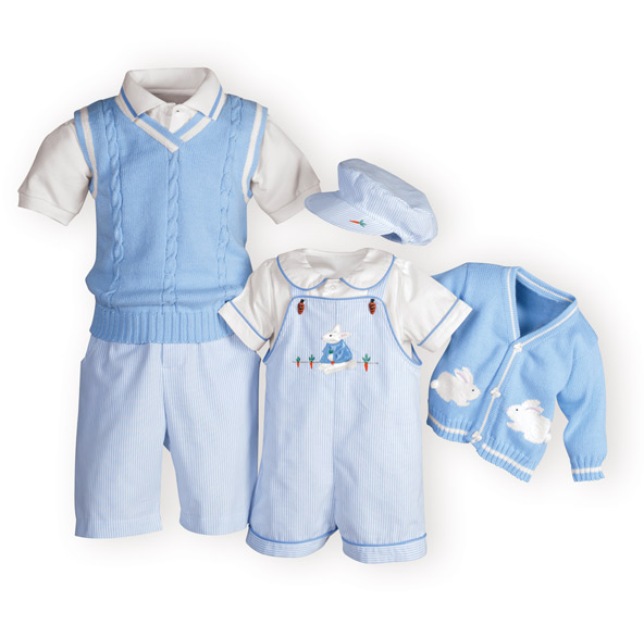 be448b18ae13 8 Easter outfit ideas for baby boy
