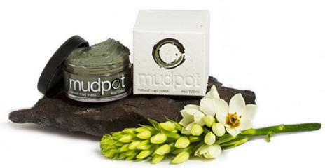 Black Rock Mud Company Mudpot Natural Mud Mask(blackrockmud.com, $59)