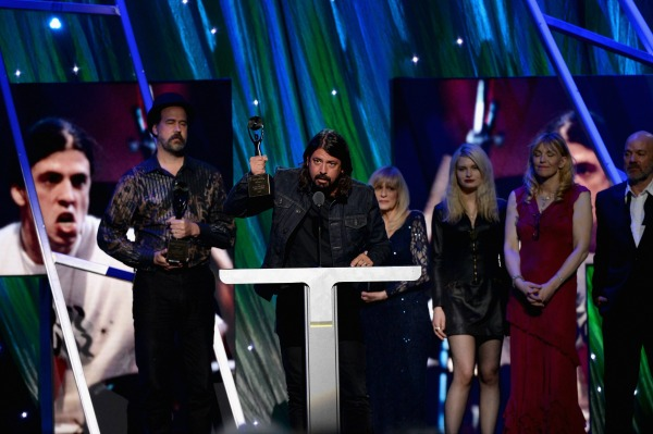 Rock and Roll Hall of Fame Class of 2014