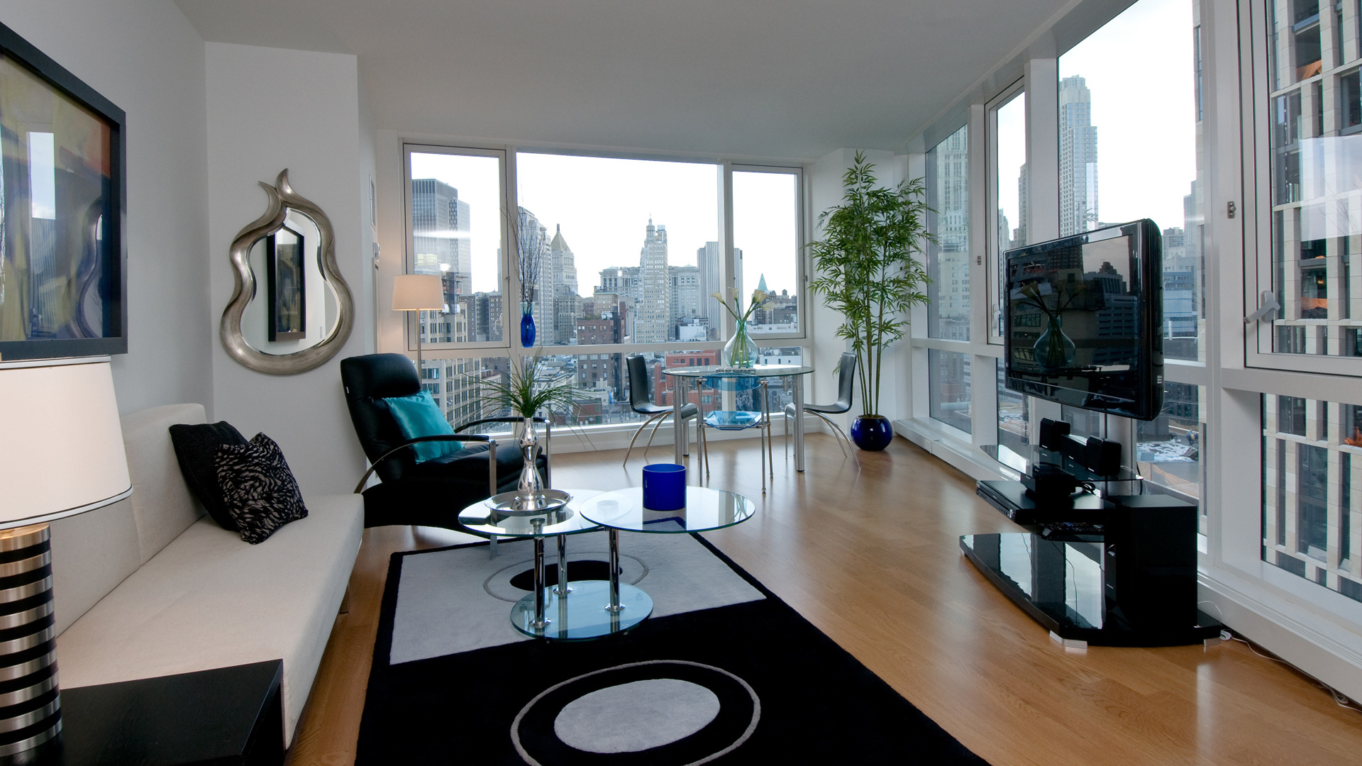 The New York Penthouse